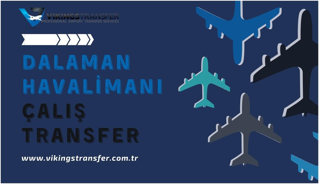 Dalaman Havalimanı Çalış Transfer