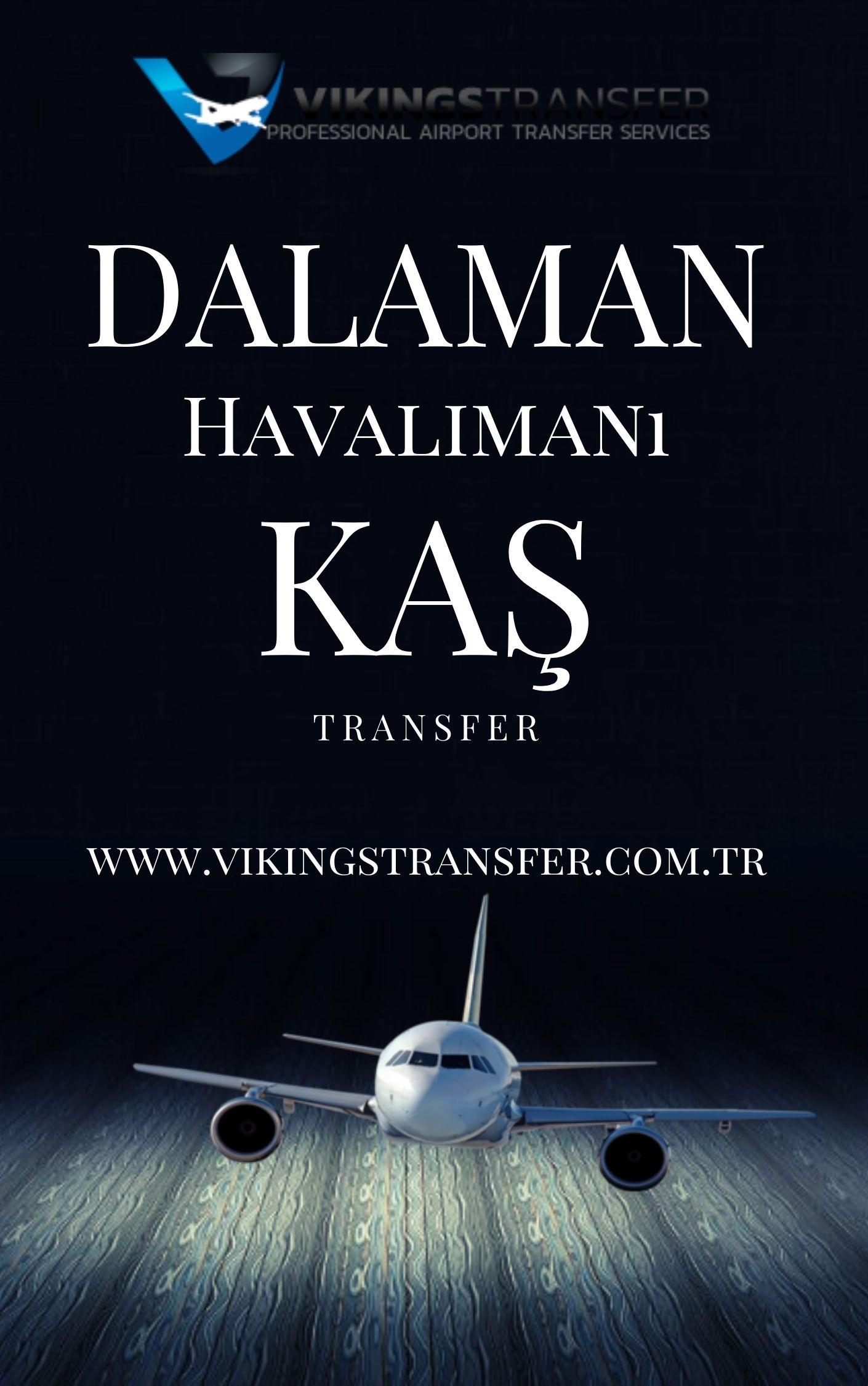 Dalaman Havalimanı Kaş Transfer