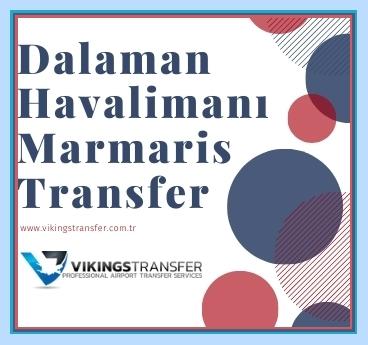 Dalaman Havalimanı Marmaris Transfer